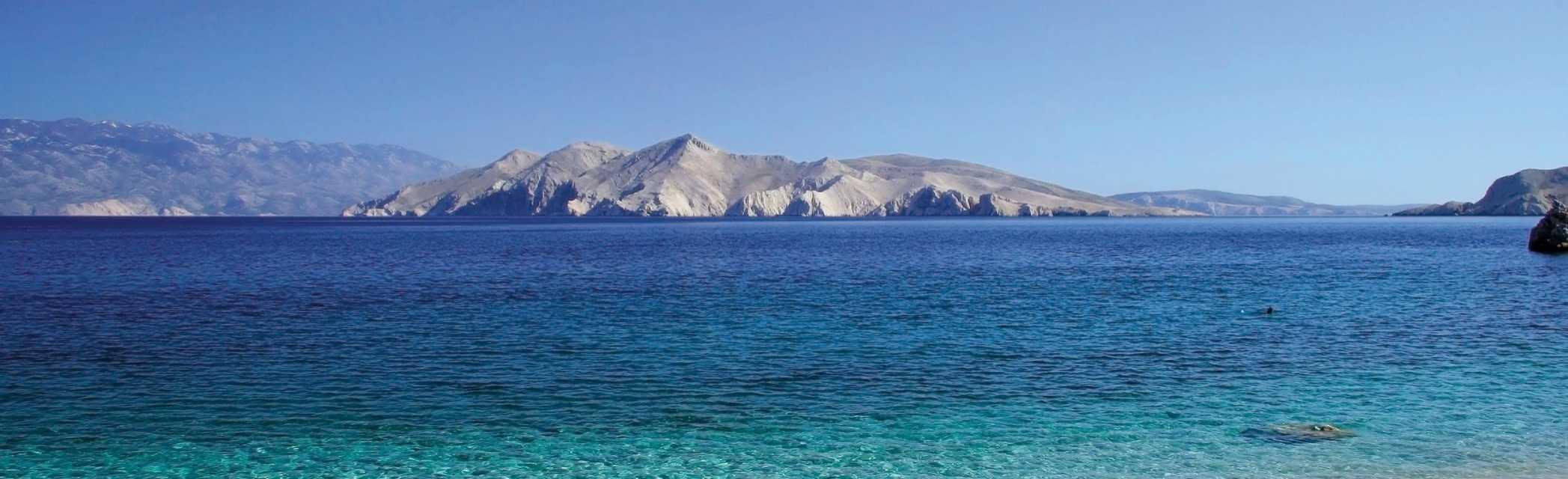 Insel Krk Strandurlaub in der Kvarner Bucht