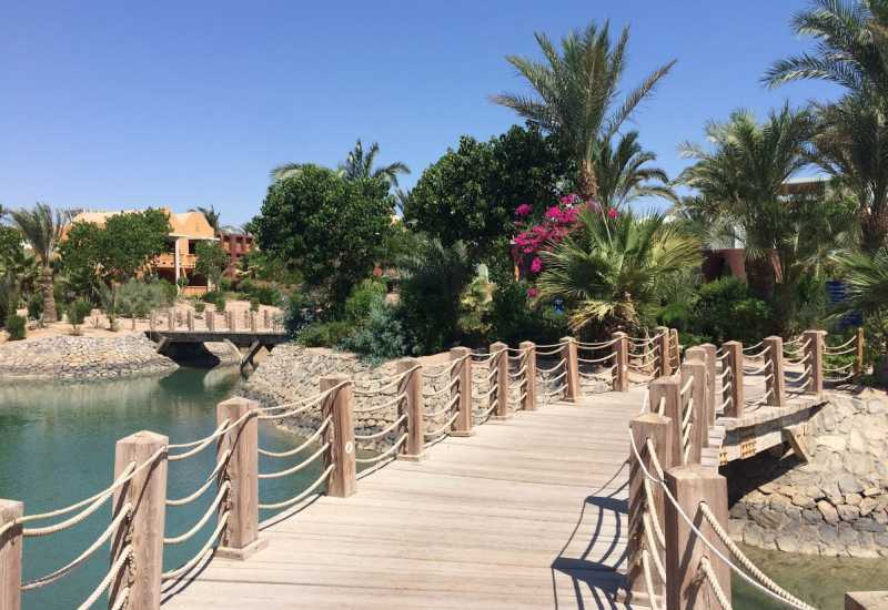 Sheraton Miramar Resort in El Gouna / Robinson Club Soma Bay