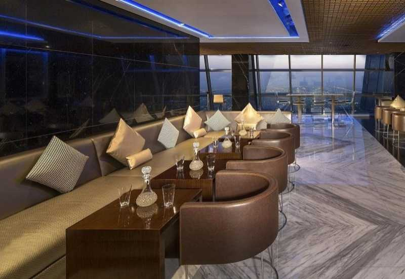 Ray`s Bar at Ethiad Towers