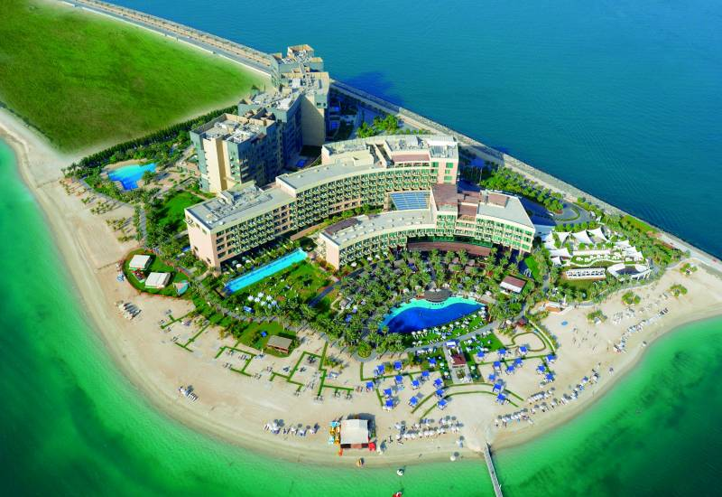 Luxuriöser Badeurlaub im Rixos The Palm Dubai