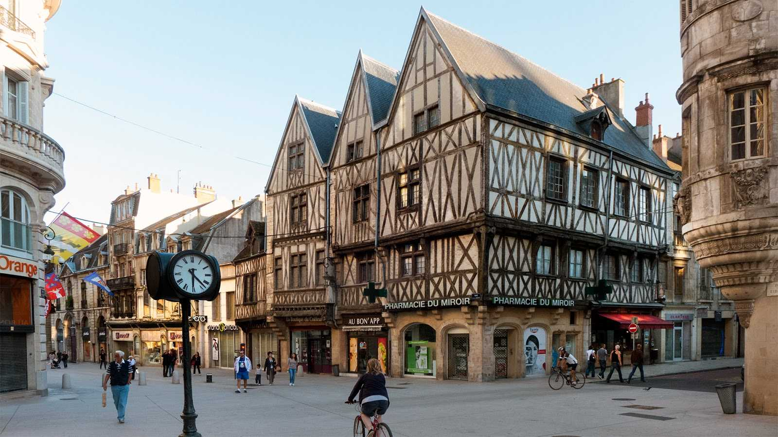Dijon Frankreich