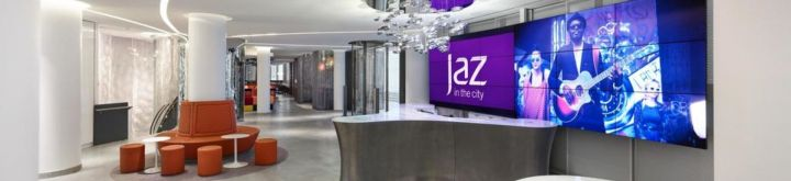 Jaz stylisches Hotel in Stuttgart