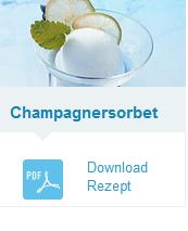 champagnersorbet