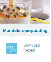 mandelcremepudding